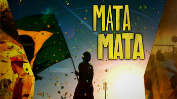 Netflix box art for Mata Mata