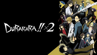 Netflix Box Art for Durarara!!X2 - Season Shou