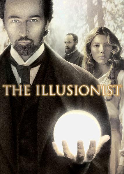 The Illusionist Netflix UK (United Kingdom)