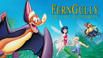 Netflix box art for FernGully: The Last Rainforest