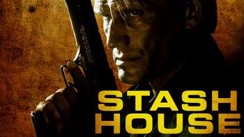 Netflix box art for Stash House