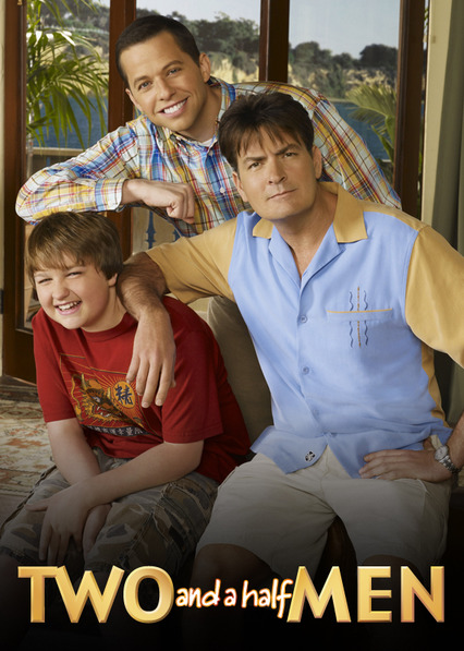 Two and a Half Men Netflix BR (Brazil)