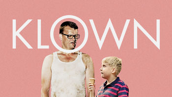 Netflix box art for Klown