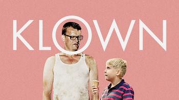 Netflix box art for Klown