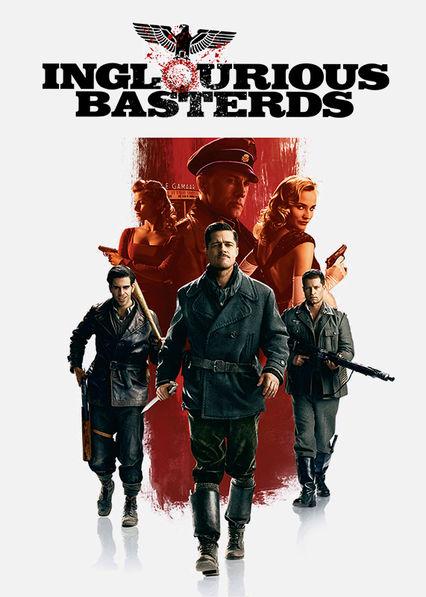 Inglourious Basterds Netflix BR (Brazil)