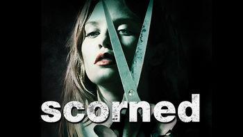 Netflix box art for Scorned