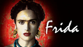 Netflix box art for Frida
