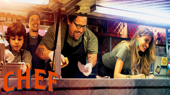 Netflix Box Art for Chef