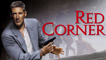 Netflix box art for Red Corner