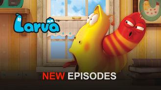 Netflix Box Art for Larva - Season 3