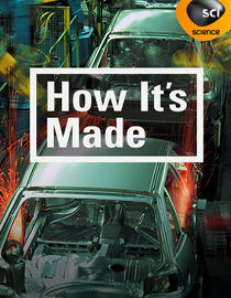 How It's Made: Season 8: Kitchen Accessories, Vaccums, Paper Mache, Hydraulic Cylinders