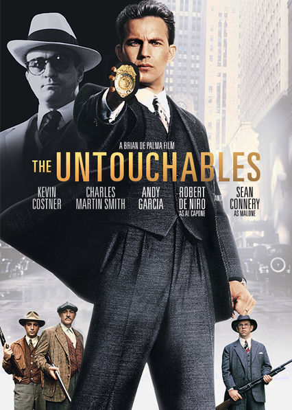 The Untouchables Netflix AR (Argentina)
