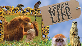 Netflix box art for Anna's Wild Life - Season 1