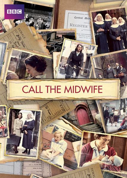 Call the Midwife Netflix AR (Argentina)