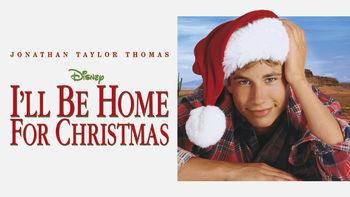Netflix box art for I'll Be Home for Christmas