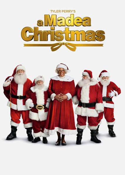 Tyler Perry's A Madea Christmas Netflix BR (Brazil)