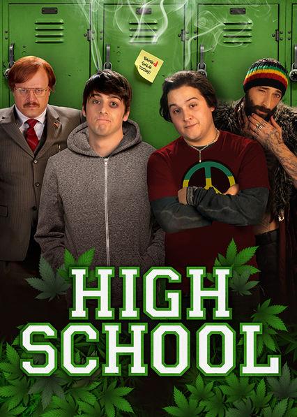 High School Netflix AR (Argentina)