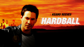 Netflix box art for Hardball
