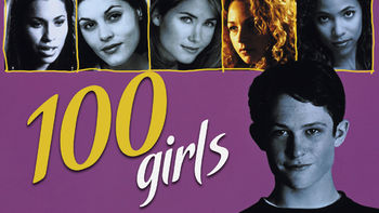 Netflix box art for 100 Girls