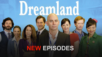 Netflix Box Art for Dreamland - Season 2