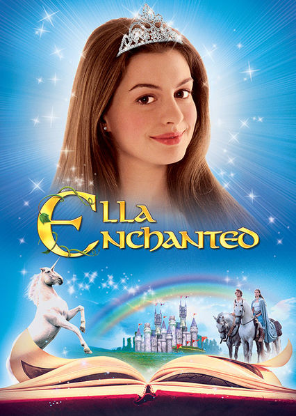 Ella Enchanted Netflix DO (Dominican Republic)