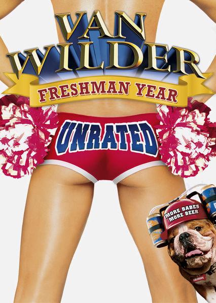Van Wilder: Freshman Year Netflix TW (Taiwan)