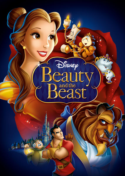 Beauty and the Beast Netflix AW (Aruba)