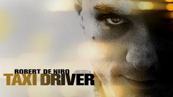Netflix box art for Taxi Driver