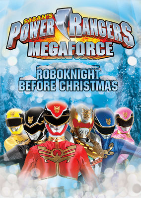 Power Rangers: Megaforce: The Robo...