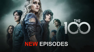 Netflix box art for The 100 - Season 2