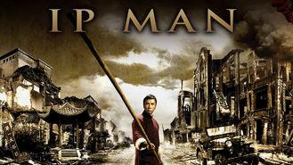 Netflix box art for Ip Man