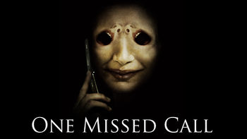 Netflix box art for One Missed Call