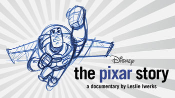 Is The Pixar Story on Netflix?