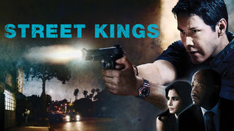 Netflix box art for Street Kings
