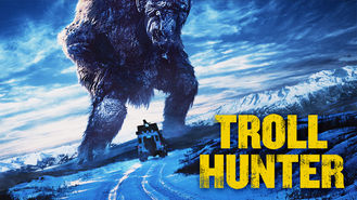 Netflix box art for Trollhunter