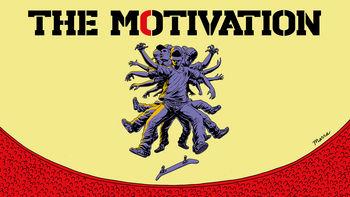 Netflix box art for The Motivation