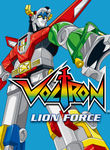 Voltron: Lion Force Poster