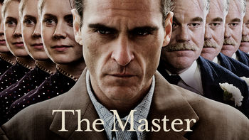 Netflix box art for The Master