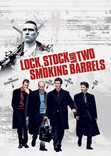 Lock, Stock and Two Smoking Barrels Netflix BR (Brazil)