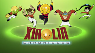 Netflix Box Art for Xiaolin Chronicles - Season 1