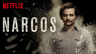 Netflix Box Art for Narcos - Season 1