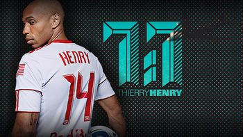 Netflix box art for 1:1 Thierry Henry