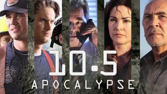 Netflix box art for 10.5 Apocalypse - Season 1