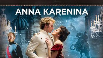 Netflix box art for Anna Karenina