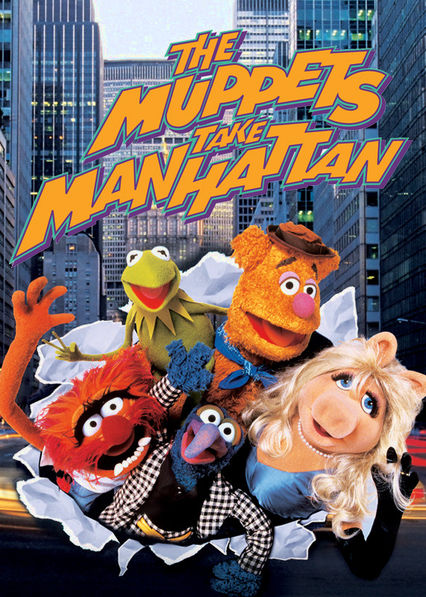 The Muppets Take Manhattan Netflix ES (España)