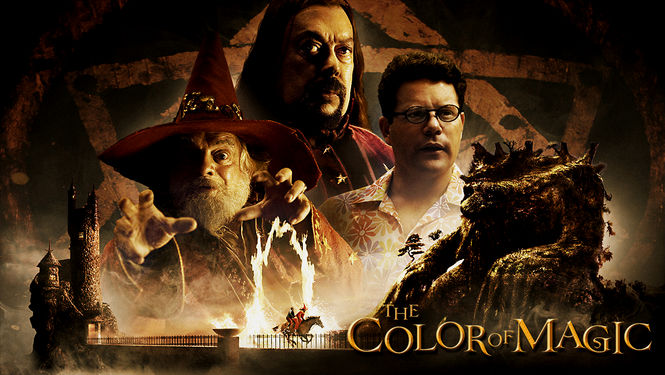 The color of magic netflix