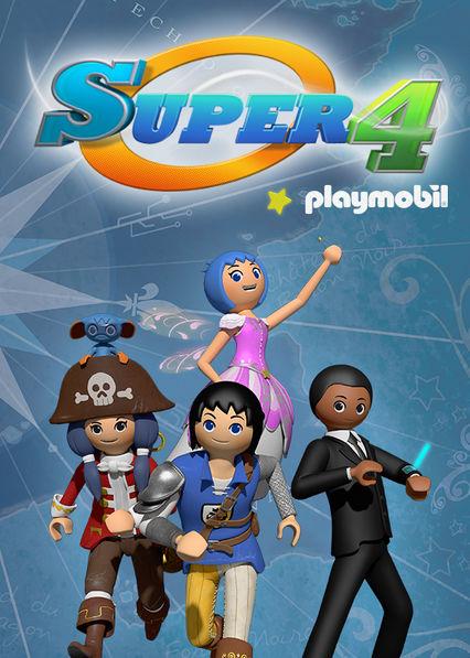 Super 4 Netflix BR (Brazil)