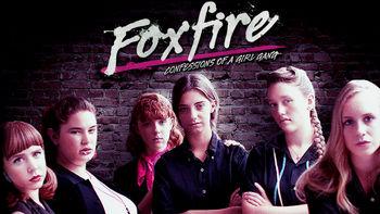 Netflix box art for Foxfire