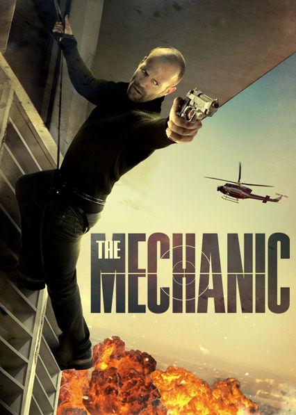 The Mechanic Netflix BR (Brazil)