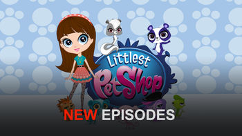 Netflix Box Art for Littlest Pet Shop - Season 3
